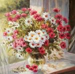 Summer flowers. Dzhanilyatii Antonio