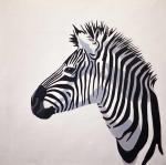 Zebras. Original color N5. Vevers Christina