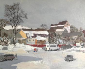 Novoselov Artem. January