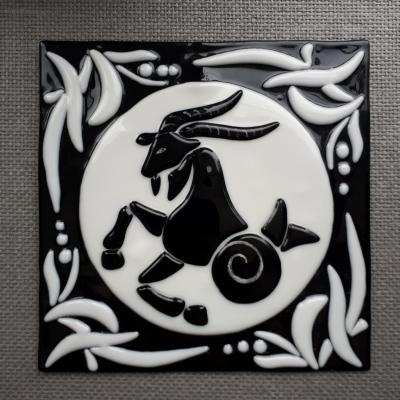 "Panel ""Capricorn"". Kuropteva Evgenia"