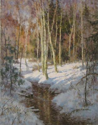 Demin Sergey. Early spring