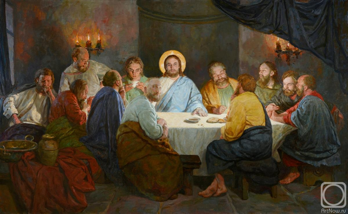 Mironov Andrey. The last supper