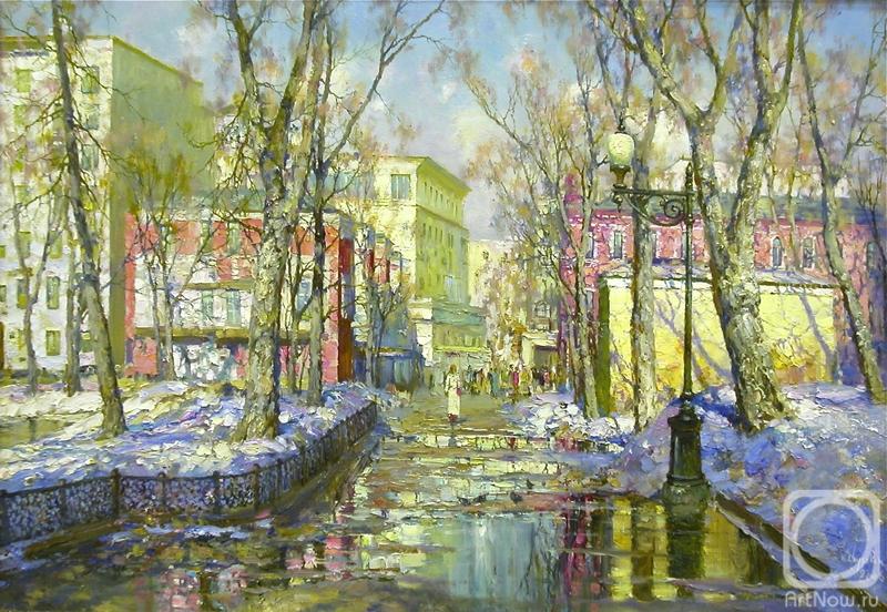 бесплатные картинки на тему город весной последнее десятилетие