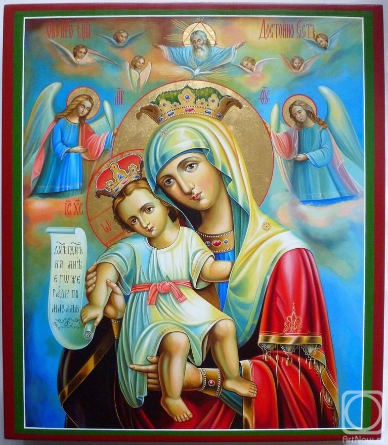 весну поражаюсь фото икона богородица милующая в чем помогает узком