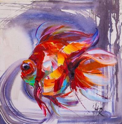 Goldfish for the fulfillment of desires N20. Rodries Jose