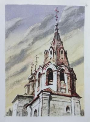 Zhdanov Alexander. Hip Bell Tower