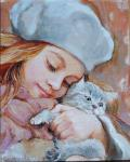 Tenderness. Simonova Olga