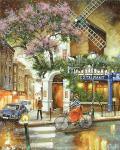 Boev Sergey. Memories of Paris. Montmartre