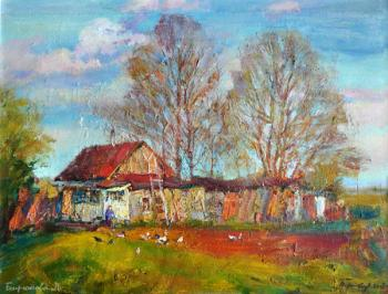 Spring may morning. Biryukova Lyudmila