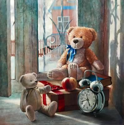 Annenkov Dmitri. In anticipation of a gift