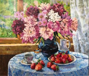 Izumrudov Valery. Flowers and berries