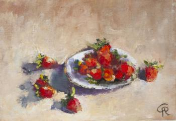 Strawberry. Gerdt Irina
