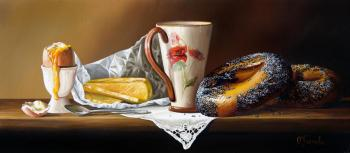 Belova Olga. Breakfast