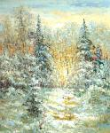 Balantsov Valery. Winter