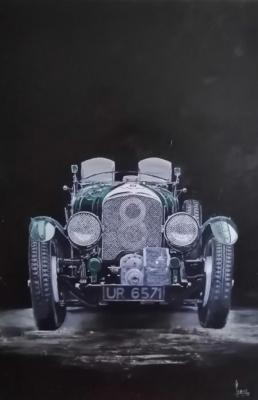 Bentley Retro Legend. Kamaev Albert