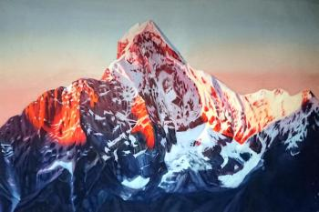 Bruno Augusto. Mountains