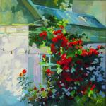 Chizhova Viktoria. Rose Bush
