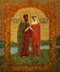 Saints Peter and Fevronia of Murom