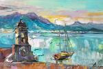 The sea of Gaeta (Italian series)