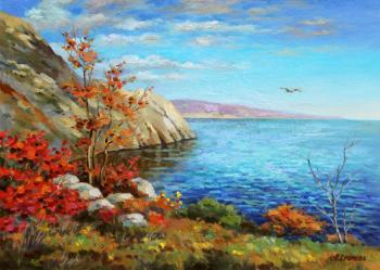 Autumn in Koktebel. Norenko Anastasya