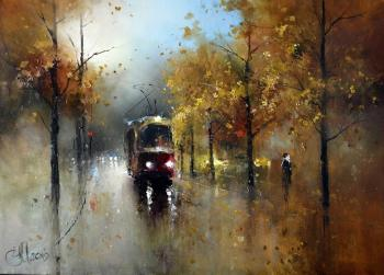 "Medvedev Igor. Bus - ""Autumn"""