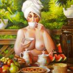 Andrianov Andrey. Pancakes