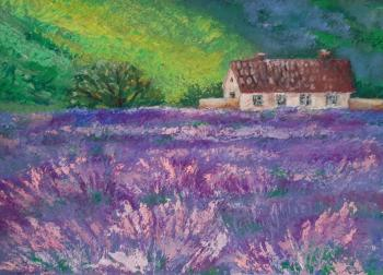 Ivanova Julia. Summer in provence