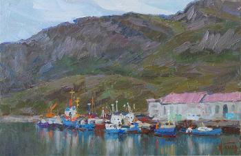 Panov Igor. North Port