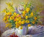Rodionov Igor. September's bouquet
