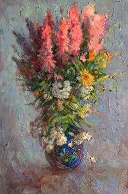 Rybina-Egorova Alena. Bouquet of wild flowers
