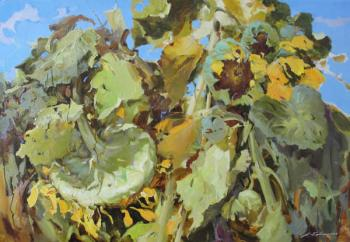 Sunflowers. Kovalenko Lina