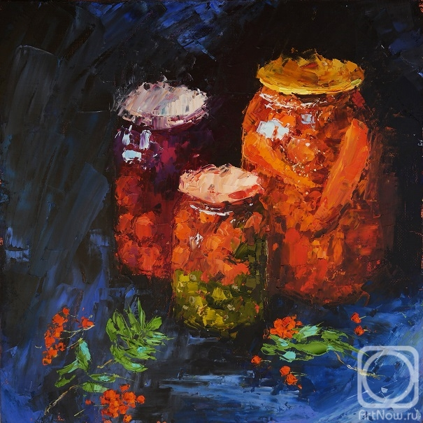 Averchenkov Oleg. Plum compote and the rest
