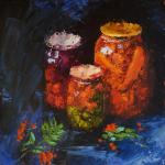 Plum compote and the rest. Averchenkov Oleg