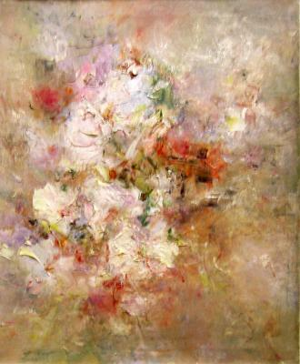 Jelnov Nikolay. Flowers mood