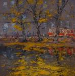 Averchenkov Oleg. Moscow autumn