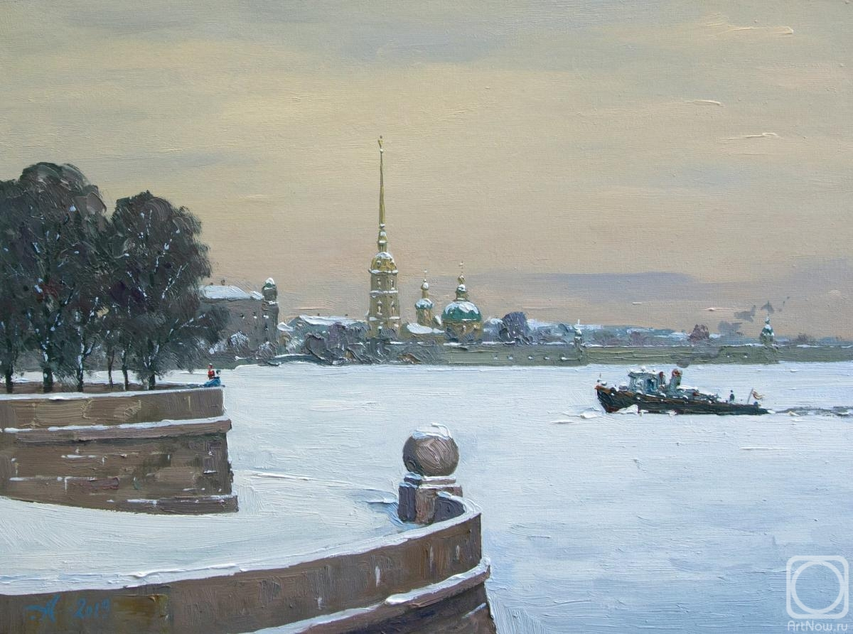 Alexandrovsky Alexander. Peter and Paul Fortress, Saint Petersburg