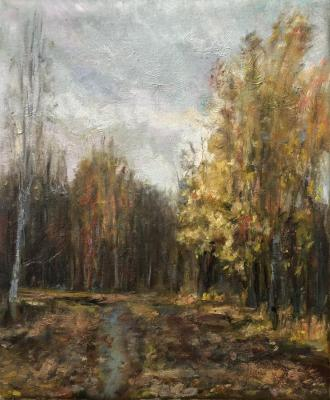 Autumn plein air