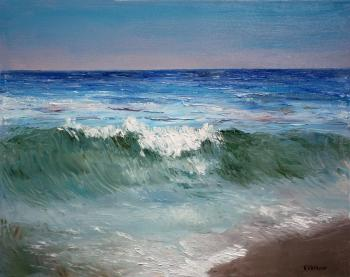 Volosov Vladmir. The wave