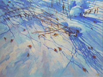 Chizhova Viktoria. Early winter