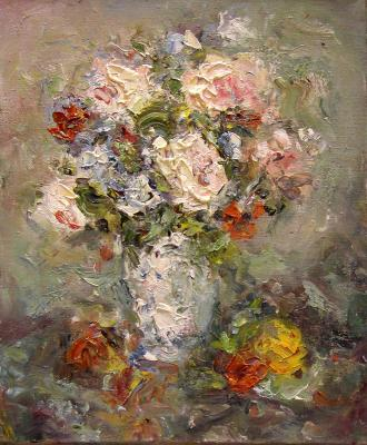 Jelnov Nikolay. Flowers and fruits