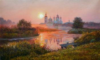 Panov Eduard. Gentle morning