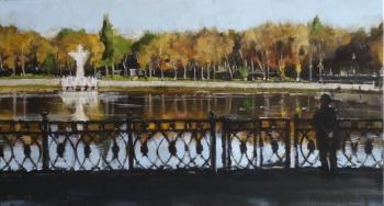 Silantyev Vadim. Autumn. The Park Of Metallurgists