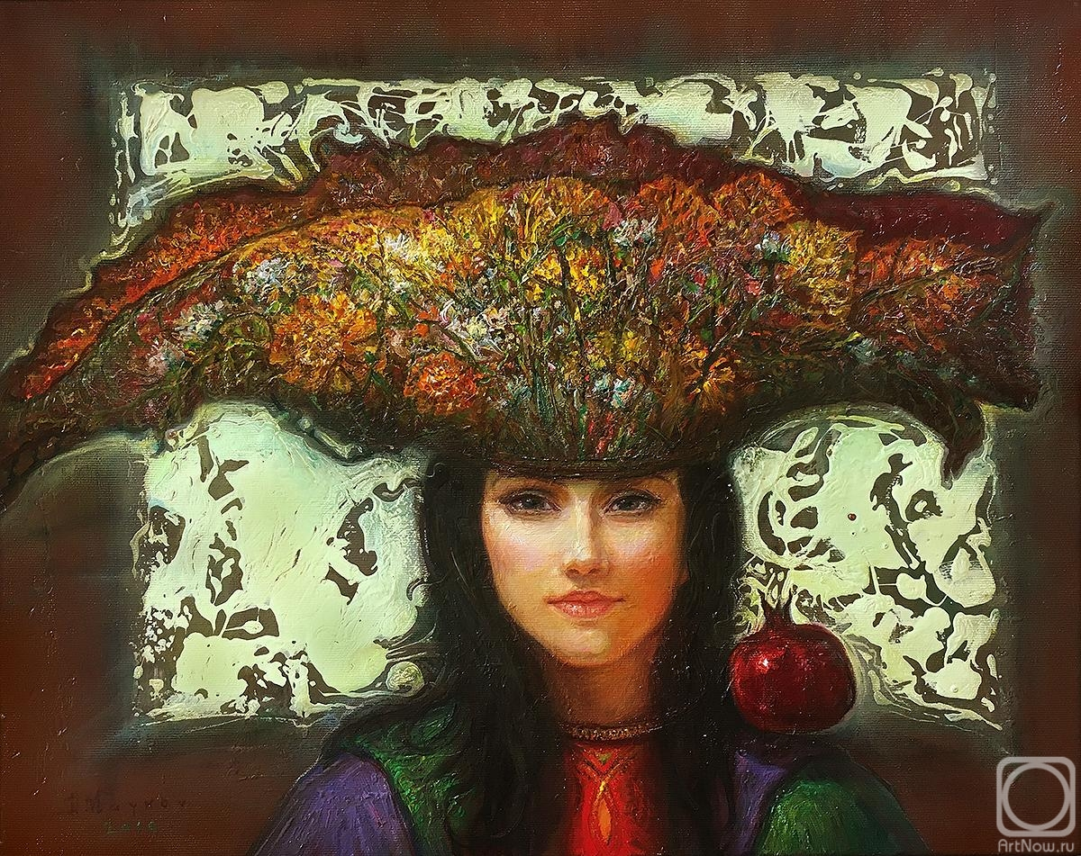 Maykov Igor. Autumn crafts