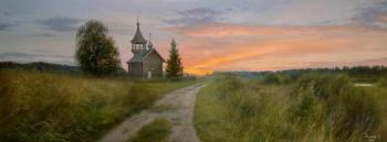 Palachev Vyatcheslav. The road to the Church