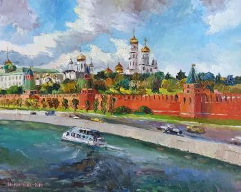 Moscow Golden-domed. Kruglova Irina