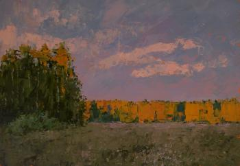 Averchenkov Oleg. September evening