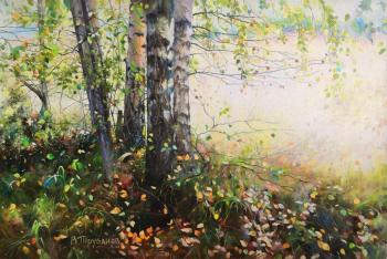 Trubanov Vitaly. The light of autumn