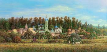 Panin Sergey. Blessed Optina