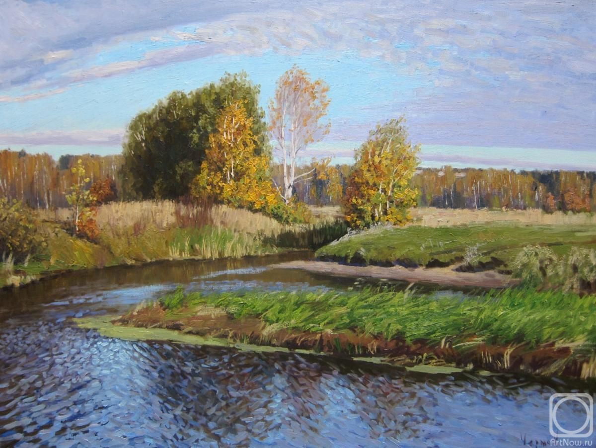 Chertov Sergey. Autumn morning