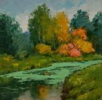 Averchenkov Oleg. Duckweed. Autumn